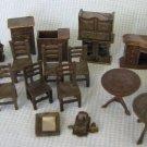 Hong Kong Mini Miniatures LIVING ROOM Furniture