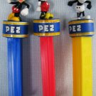 Disney MICKEY MOUSE PEZ 80th Anniversary Set
