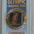 1996 ATLANTA OLYMPIC TORCH Pin MOC