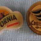 Disney CALIFORNIA ADVENTURE + CRUISE LINE Pins