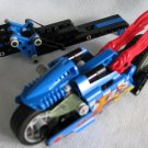 Lego Vehicle SPEED SLAMMER BIKE Racers Set 8646