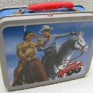 Cheerios LONE RANGER Mini Lunch Box