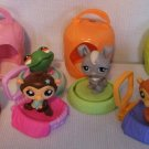 6 McDonalds LITTLEST PET SHOP Toys '08 -'09