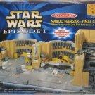 Star Wars NABOO HANGAR FINAL COMBAT Action Fleet Playset