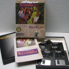 The Legend of Kyrandia MAC Video Games Boxed Sets