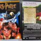 Harry Potter and the Sorcerer's Stone DVD Widescreen Special Edition