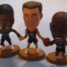 Headliners Nashburn Schrempf Webber 3 NBA Figures
