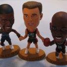 Headliners Nashburn Schrempf Webber 3 NBA Figures