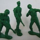 ADF Army Men Plastic Figures Lot Toy Soldiers