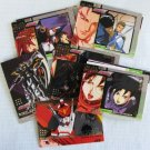Gundam Wing Trading Cards Bandai Upper Deck