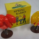 Vintage SPRING RABBIT MIB
