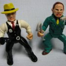 Dick Tracy + Influence Coppers and Gangsters Action Figures