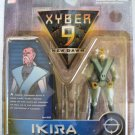 Xyber 9 IKIRA Action Figures MOC