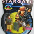 Stargate SKAARA REBEL LEADER Action Figures MOC