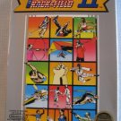 NES TRACK N FIELD II Nintendo Video Games