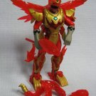 Power Rangers Red Ranger + Space Beast Bandai