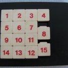 Magisches Quadrat Slider Sliding Puzzle