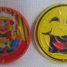 Vintage Dexterity Puzzle Toys