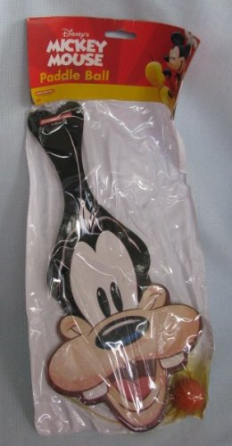Disney GOOFY Paddle Ball Set MIP