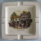 Hanley Staffordshire Coach House Ashtray Sandland