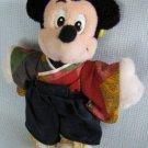DISNEY MICKEY KIMONO Plush Pin Doll