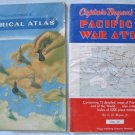 Captain Bryans PACIFIC WAR Atlas + Historical Atlas