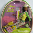 Barbie CHRISTIE SCHOOL COOL Back Pack Set