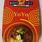 Disney GOOFY YO-YO MIP Yoyo Mickey's Stuff For Kids