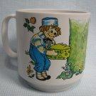 Vintage RAGGEDY ANN ANDY Drinking Cup Mug Oneida Ware