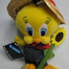 TWEETY BIRD SUNFLOWER '99 Plush Warner Brothers