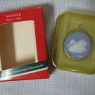 1989 Hallmark Ornament - Mother, Cameo Swan MIB