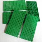 5 Lego Bricks Baseplates