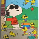 Peanuts SNOOPY Joe Cool Jigsaw Puzzle - Golden