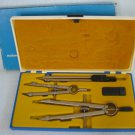 Reißzeug Vintage Drafting Tools Compass Set Reisszeug