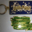 Harry Potter Keychain and Magnet