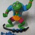 Turtles Genghis Frog Figure TMNT