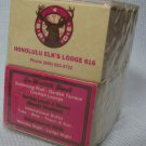 10 Pack Honolulu Elk's Lodge 616 Matches MIP