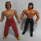 Knockoff Indian Figures - Galaxy Heroes Wrestling ?