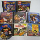 Childrens Video Games Muppets Lego Disney