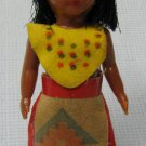 Vintage American Indian Sleepy Eyes Doll