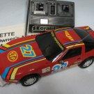 Vintage Aurora Vette Radio Control Transmitter Corvette RC Car