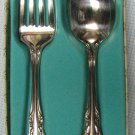 Vintage Spoon and Fork Set Wm. A. Rogers - Oneida