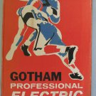 GOTHAM Professional Electric Football - G880