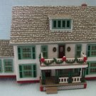 Sarah's Maine Home HO Scale Train Scenery