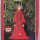Hallmark Queen Amidala Star Wars Ornaments MIB 1999