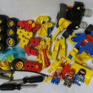 Lego Toolo Duplo Bricks People Lot 50+