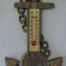 Boston Freedom Trail Wall Thermometer Vintage Souvenir