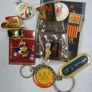 OLYMPIC Sports Pins Collection