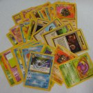 Pokemon Fossil Set Complete Uncommon Common Cards Set