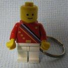 Vintage Legoland Ambassador Key Chain Lego